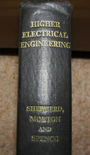 **J. Shepherd, A.H. Morton, L.F. Spence  Higher Electrical Engineering 1960 PHOT