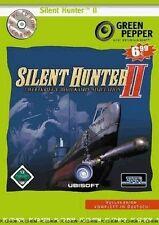 SILENT HUNTER II 2 | Green Pepper | PC CD-ROM | NEU & SOFORT