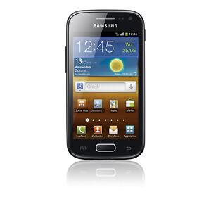 New Samsung Galaxy Ace 2 GT-I8160 - 4GB - Onyx Black - Unlocked - Mobile Phone