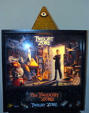Twilight Zone Pinball Machine Topper from pinball pro TZ