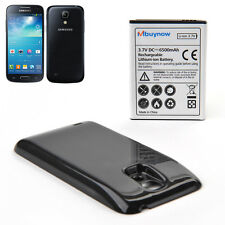 Samsung Galaxy S4 Mini Extended Battery 6400mAh Replacement Battery Back Cover
