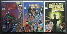 Wild C.A.T.S: Savant Garde #1-3 ~  Fan Edition / 3 ISSUE LOT ~1997 (9.2) WH