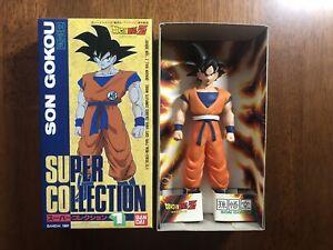 Goku Super Collection Dragon Ball Z Bandai Vintage Dragon Ball Sofubi