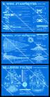 Star Wars Blueprints - 3 Poster Set