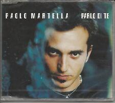 PAOLO MARTELLA - Parlo di te - CD SINGOLO 2000 SEALED