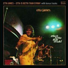 Etta James - Etta Is Betta Than Evvah [New CD] UK - Import