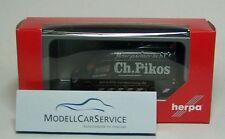 "Herpa 092845: Mercedes-Benz Sprinter BF3 ""Ch. Pikos"", graphitmetallic"