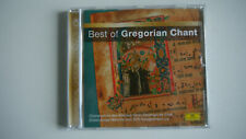 Best of Gregorian Chant - CD