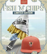 *Vice Golf* Open Championship Fish N Chips Hat + Headcover ~Limited Edition~