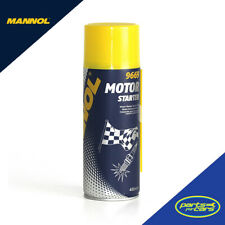 Mannol Engine Starter Spray Can 450ml - Jump Start - Cold Start - Moisture Start