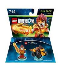 LEGO Dimensions Fun Pack Chima Laval 71222 Plattformunabhängig NEUWARE