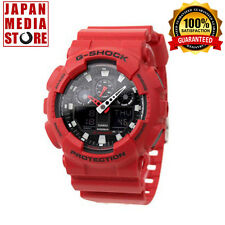 CASIO G-SHOCK GA-100B-4AJF Big Case NEW Street Fashion Color Limited GA-100B-4A