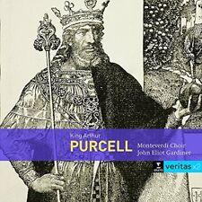 Monteverdi Choir - Purcell: King Arthur (Veritas x2 series) [CD]
