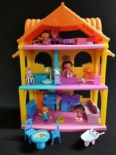 Fisher-Price Dora the Explorer & Play Dollhouse Furniture 22 pieces