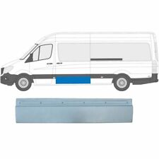MERCEDES SPRINTER VW CRAFTER 2006- SLIDING DOOR SKIN REPAIR PANEL / RIGHT = LEFT