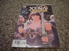 Xena Warrior Princess #1A (1999 2nd Series) Darkhorse Comics NM/MT