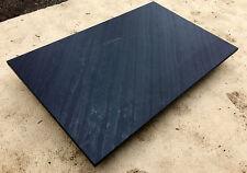 Tischplatte Arbeitsplatte Ablage Naturstein Schiefer schwarz für Kommode Schrank