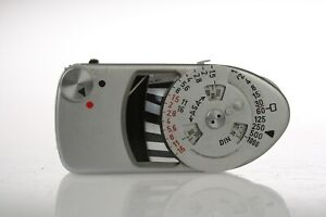 LEICA Meter MC Metrawatt *Very Clean* Minty Leitz for M3 camera, etc Germany