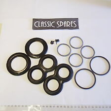 JAGUAR XJ6 SERIES 1  2.8  4.2 1968-1972 FRONT BRAKE CALIPER SEAL KIT BOTH SIDES