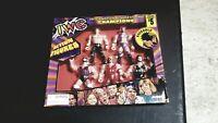 Iwc Mannix Figure Set Wrestling Wwe Wwf Rare Sealed Box Set