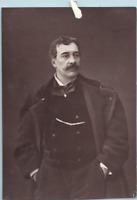 Alfred Stevens, peintre Belge Vintage print, Alfred Stevens, né le 11 mai 1823 à
