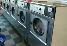 Wascomat Front Load Washer Coin Op 35 Lbs, 208-240V 1Ph, Model: W125 [Refurb]