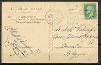 1934 Cp Flamme temp. NICE XVè fête GYMNASTIQUE C1533 C1533