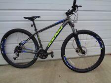 Cannondale Trail 5 29er Mountain Bike size Medium 27 speed Hydraulic Brakes New
