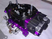 Boss Hoss Brawler 4150 Series 4BBL Carburetor, 650 CFM, Custom Built and Jetted.