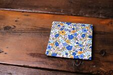 Handmade Mens Pocket Square Floral100% Cotton handkerchief Wedding Gift N