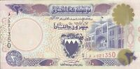 BAHRAIN 20 DINARS 1993 P-16 UN AUTHORIZED SECOND ISSUE Almost UNC