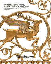 Bonhams European Furniture, Decorative & Fine Arts 19 September 2017 Los Angeles