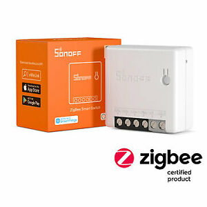 SONOFF ZBMINI Zigbee3.0 Two-Way Smart Switch APP Remote Control via eWeLink Supp