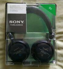 Sony DJ & Monitoring Headphones