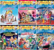 Geronimo Stilton THEA STILTON Children's Fantasy Series PAPERBACK Books 21-26