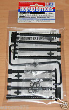 TAMIYA 54604 Body Mount Extension set (TT01/TT02/TA05/TA06/TB04/XV-01/M05/M06)