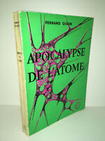Fernand Gigon APOCALYPSE DE L'ATOME éd° Del Duca 1958 - CA88B