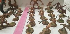 Heroscape Toy Figure Lot. Dragon Warrior Set wolf Monster Creature Ork Soldier