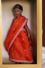 "AMERICAN GIRL ""GIRLS OF MANY LANDS"" NEELA FROM INDIA ~ Doll and Book Set NEW"
