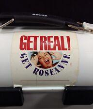 Roseanne TV Show Lunchbox Get Real Get Roseanne Hard Shell Plastic Viacom