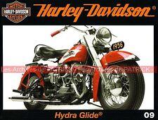 HARLEY DAVIDSON FL 1200 Hydra Glide Panhead Hill Climbing Montée impossible MOTO