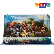 Disney The Lion King 10 Piece Deluxe Figure Set ** Free Delivery **