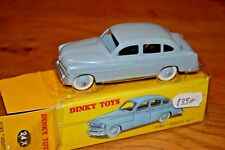 2012 French Dinky Toys Atlas Edition Diecast No. 24X Ford Vedette 54