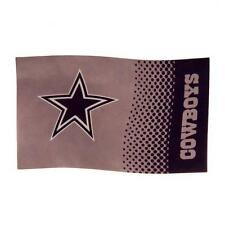 Dallas Cowboys Official Crested Large Flag  (5ft x 3ft) NFL