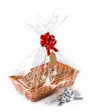 1 X Create Your Own Wicker Gift Hamper Basket Kit