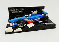 MINICHAMPS 1:43 - Benetton Playlife B198 G. Fisichella 430980005