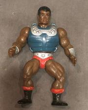 Vintage MOTU Clamp Champ He-Man Action Figure Masters Universe Mattel 1981