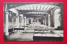 AK WITTENBERG um 1925 Der große Lehrstuhl in der Lutherhalle   ( 29754