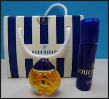 Vintage BOUCHERON Pochette Marine Sample Pack with Two Perfume Miniatures NEW