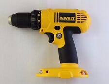 "DeWALT DC759 18V NiCd li ion 1/2""  Cordless Drill/Driver Bare Tool Only USA"